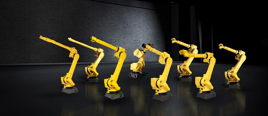 La robotique la plus avancée pour l'industrie du verre